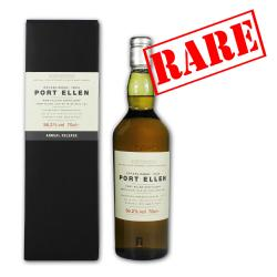 Port Ellen 25 Year Old 1978 4th Release Whisky - 70cl 56.2%