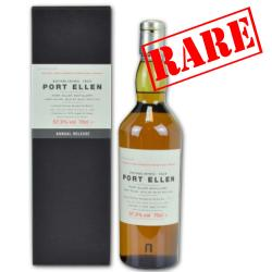 Port Ellen 24 Year Old 1979 3rd Release Whisky - 70cl 57.3%