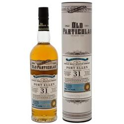 Port Ellen 31 Year Old Particular Single Malt Scotch Whisky - 70cl 51.5%