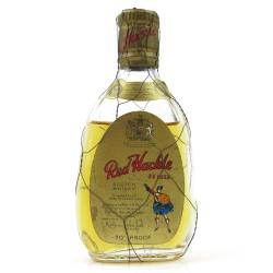 Red Hackle De Luxe Scotch Whisky Miniature - 5cl 70 Proof