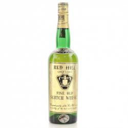 Red Hill 1960s Gold Label Buton Import - 43% 75cl