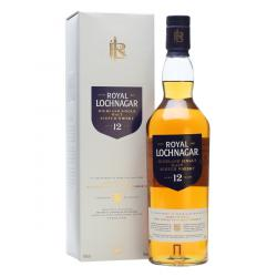 Royal Lochnagar 12 Year Old Single Malt Scotch Whisky - 70cl 40%