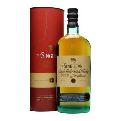 Singleton of Dufftown 12 Year Old Single Malt Scotch Whisky - 70cl 40%