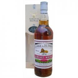 Smiths Glenlivet 1974 Single Malt Scotch Whisky - 70cl 43%