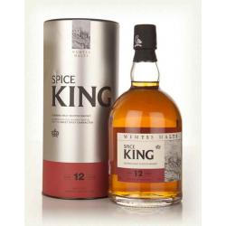 Spice King 12 Year Old Blended (Wemyss Malts) Whisky - 70cl 40%