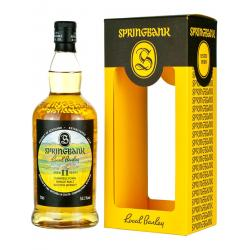 Springbank 10 Year Old Local Barley 2017 Single Malt Scotch Whisky - 70cl 57.3%