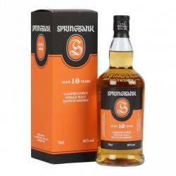 Springbank 10 Year Old 2019 - 70cl 46%