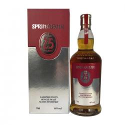 Springbank 25 Year Old 2019 - 70cl 46%
