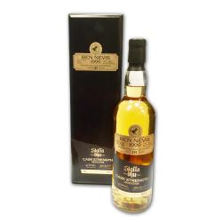 Stalla Dhu Boxed Ben Nevis 18 Year Old Cask Strength Malt Whisky - 70cl 56.2%