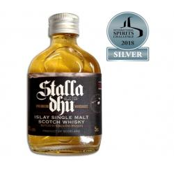 Stalla Dhu Islay Single Malt Scotch Whisky Miniature  - 5cl 40%