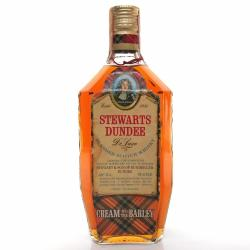Stewarts Dundee Cream of the Barley 1970s Whisky - 75cl 43%