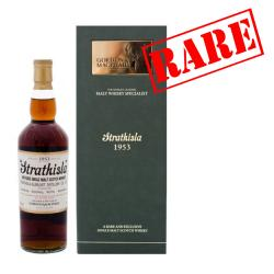 Strathisla 1953 Bottled 2012 Single Malt Scotch Whisky - 70cl 43%