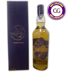 Strathmill 25 Year Old 1988 Whisky - 70cl 52.4%