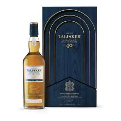 Talisker 40 Year Old Bodega Series Single Malt Scotch Whisky - 70cl 50%