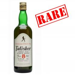 Talisker 8 Year Old 1980s - 75cl 45.8%