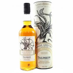 Talisker Select Reserve Game of Thrones House Greyjoy - 45.8% 70cl