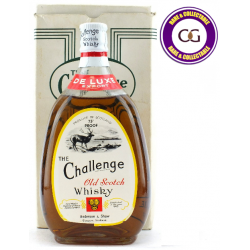 Challenge Deluxe Export Gold Medal Blend Whisky - 75 Proof