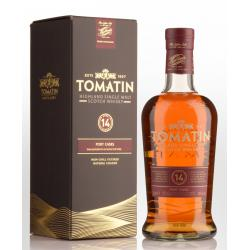 Tomatin 14 Year Old Port Finish Single Malt Scotch Whisky - 70cl 46%