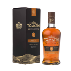 Tomatin 15 Year Old Moscatel Limited Edition Single Malt Scotch Whisky - 70cl 46