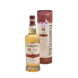 Tomintoul 14 Year Old Single Malt Scotch Whisky - 70cl 46%