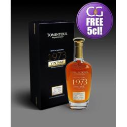Tomintoul 45 Year Old 1973 Single Malt Scotch Whisky - 70cl 44.5%