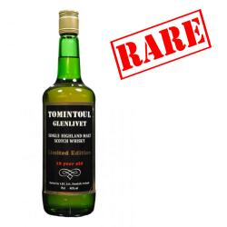 Tomintoul Glenlivet 1967 Single Malt Scotch Whisky - 70cl 40%