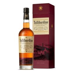 Tullibardine 228 Burgundy Cask Finish Single Malt Scotch Whisky - 70cl 43%