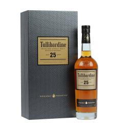 Tullibardine 25 Year Old Single Malt Scotch Whisky - 70cl 43%