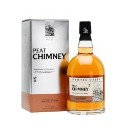 Peat Chimney NAS (Wemyss Malts) Blended Malt Scotch Whisky - 70cl 46%