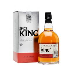 Spice King NAS (Wemyss Malts) Blended Malt Scotch Whisky - 70cl 46%