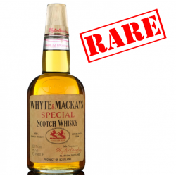 Whyte & Mackay Special Late 1970s Scotch Whisky - 26 2/3 fl ozs. 70 proof