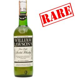 William Lawsons Rare Light Scotch Whisky - 75cl 40%