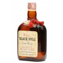 Willshers Black Bull 8 Year Old Blended Scotch Whisky - 75cl 50%