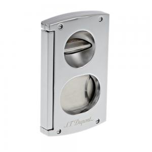 ST Dupont Cigar Cutter - Double Blade - Chrome