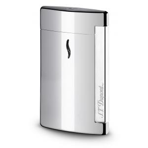ST Dupont Lighter – Minijet – Shiny Chrome
