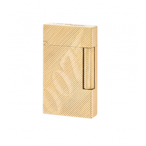 ST Dupont Limited Edition 320/1962 - James Bond 007 - Gold Lighter