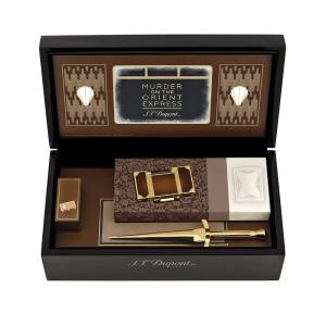 ST Dupont - Murder On The Orient Express - Lighter & Paper Cutter Set