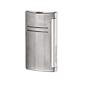 ST Dupont Lighter – Maxijet – Chrome Grid Finish