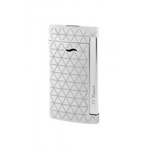ST Dupont Slim 7 – Torch Flame Lighter - Chrome Fire Head