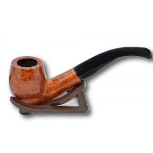 London Made Dark Bent Pipe (LM05)