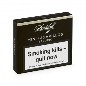 Davidoff Escurio Mini Cigarillos - Pack of 20