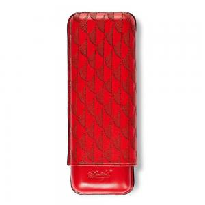 Davidoff - Year of the Rooster - XL-2 Red Leather Cigar Case