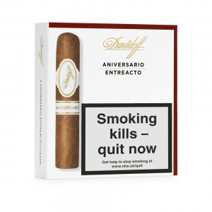 Davidoff Aniversario Entreacto Cigar - Pack of 4