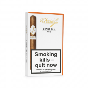 Davidoff Grand Cru No. 2 Cigar - Pack of 5