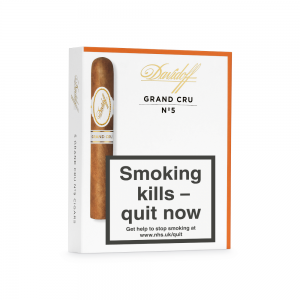 Davidoff Grand Cru No. 5 Cigar - Pack of 5
