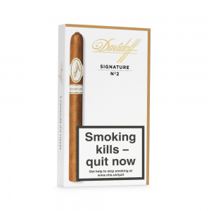 Davidoff Signature No. 2 Cigar - Pack of 5