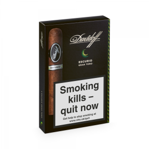 Davidoff Escurio Gran Toro Cello Cigar - Pack of 4