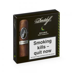 Davidoff Escurio Petit Robusto Cello Cigar - Pack of 4