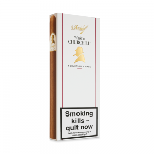 Davidoff Winston Churchill Aristocrat Churchill - Pack of 4