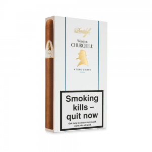 Davidoff Winston Churchill Commander Toro - Pack of 4